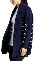 Athleta Stripe Peaceful Wrap