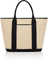 Barneys New York WOMEN'S MARY LARGE TOTE BAG-BLACK