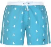 HUGO BOSS Ropefish Swim Shorts Blue