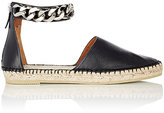 Givenchy WOMEN'S CHAIN-EMBELLISHED D'ORSAY ESPADRILLES