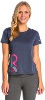 Brooks Women's EZ T II 'Run' Short Sleeve Top 7530296