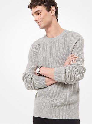 Michael Kors Cotton-Blend Sweater