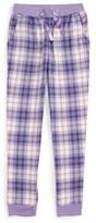 Tucker + Tate Girl's Flannel Pajama Pants