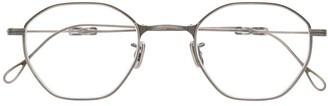Eyevan 7285 803 Round Foldable Glasses