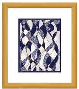 PTM Images Blue Swirl Wall Art
