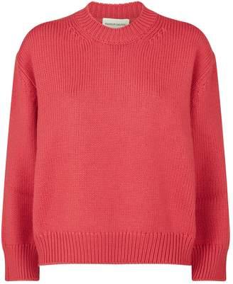 Mansur Gavriel Wool Round-Neck Sweater