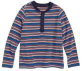 Tea Collection Ugie Stripe Henley T-Shirt