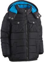 Tommy Hilfiger Alexander Hooded Puffer Coat, Toddler Boys