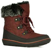 Wine Hike II Lace-Up Boot