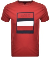 Tommy Hilfiger Norman T Shirt Red