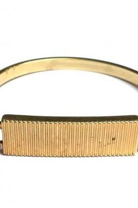 ICON BRAND Jewellery Premium Engraved ID Bangle JEWEL P1043-BR-BRA