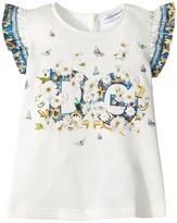 Dolce & Gabbana Caltagirone T-Shirt Girl's T Shirt