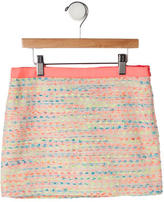 Milly Minis Girls' Tweed Skirt w/ Tags