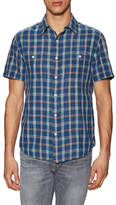 Faherty Check Seasons Sportshirt