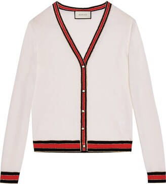 Gucci Merino wool knit cardigan