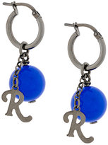 Raf Simons R Ball earring