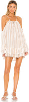 Lovers + Friends x REVOLVE Tropical Oasis Dress in Beige. - size M (also in )