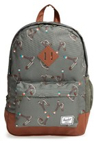 Herschel Boy's Heritage Backpack - Beige
