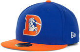 New Era Denver Broncos Historic Basic 59FIFTY Hat