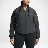 Nike AeroLayer Women's Training Jacket (Plus Size 1X-3X)