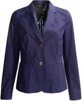 Bogner Eartha Stretch Cotton Blazer (For Women)