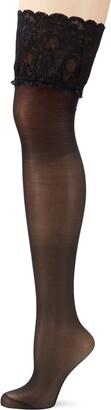 Cette Women's Bali Suspender Stockings 20 DEN