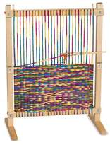 Melissa & Doug ; Wooden Multi-Craft Weaving Loom: Extra-Large Frame (22.75 x 16.5 inches)