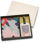 Fossil Keely Floral Passport Case & Luggage Tag Set