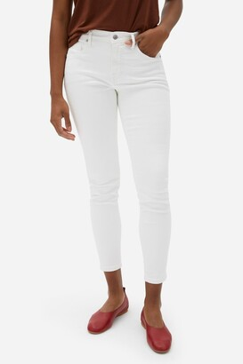 Everlane The Authentic Stretch Mid-Rise Skinny Jean