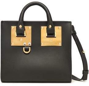 Sophie Hulme Albion Box Matte-leather Shoulder Bag