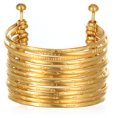 Satya Jewelry Stack Bangle Cuff