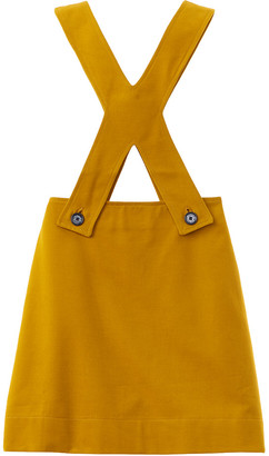 Oscar de la Renta Overall Dress