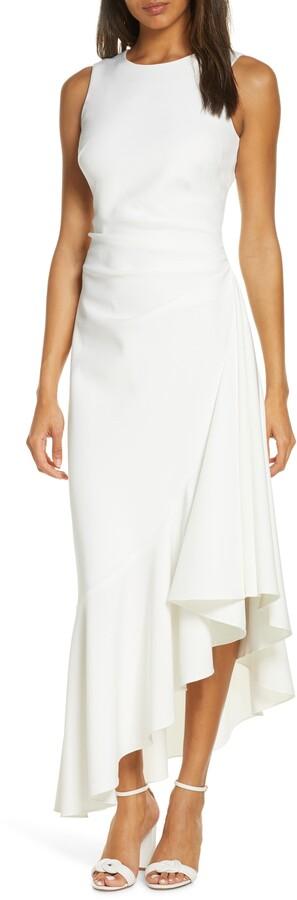 Eliza J High/Low Evening Dress