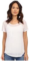 Culture Phit Benadette Short Sleeve Top with Pocket