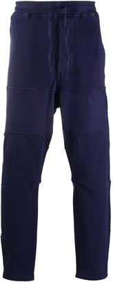 Stone Island Shadow Project High-Waisted Track Trousers