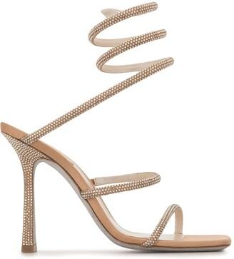 Rene Caovilla Cleo high-heel sandals