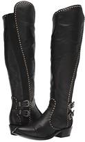 Old Gringo Jessie (Black) Cowboy Boots