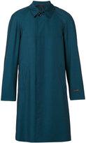 Pal Zileri button-down coat
