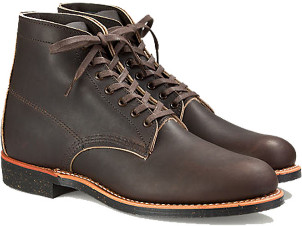 Red Wing Shoes Merchant Boot - 10 - Brown