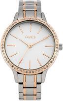 Oasis Steel Bracelet Watch
