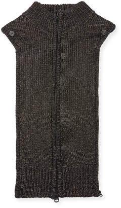 Veronica Beard Walden Tweed Dickey