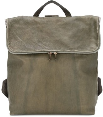 Guidi Foldover Top Backpack