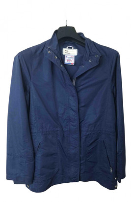 Champion Blue Synthetic Jackets