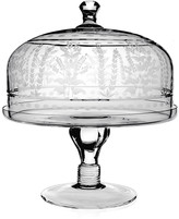 "William Yeoward Portia 12"" Cake Stand with Dome"