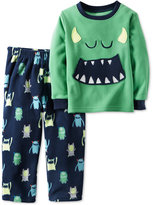 Carter's 2-Pc. Monster Pajama Set, Little Boys (2-7) & Big Boys (8-20)