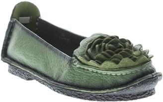 Spring Step L'Artiste Leather Slip-ons - Dezi