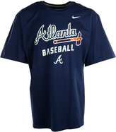 Nike Men's Atlanta Braves Away Practice T-Shirt