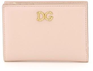 Dolce & Gabbana Logo Zip Wallet