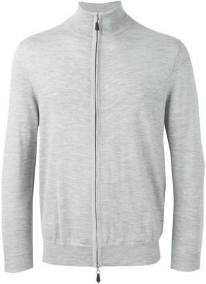 N.Peal 'The Hyde' full zip sweatshirt