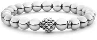 Lagos Signature Caviar Bead Stretch Bracelet